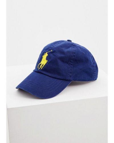 Синяя бейсболка Polo Ralph Lauren