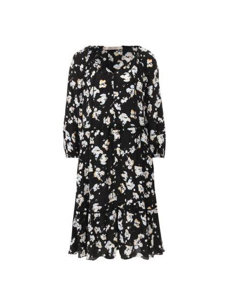 Платье с цветочным принтом шелковое Dorothee Schumacher