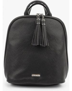 Рюкзак черный городской Tamaris