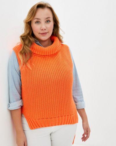 Оранжевая жилетка Marytes