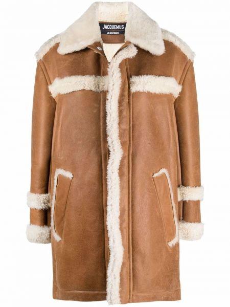 Długi płaszcz Jacquemus