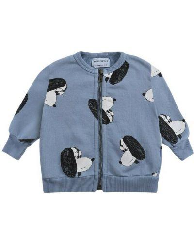 Niebieska bluza dresowa Bobo Choses