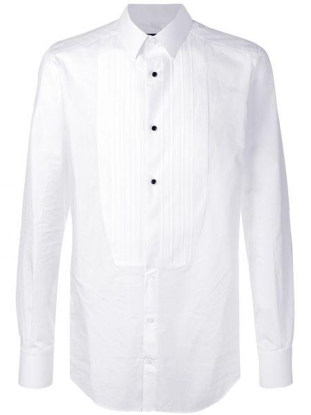 Koszula z długim rękawem klasyczna długa Dolce And Gabbana