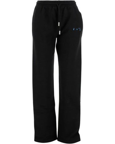 Spodnie sportowe - czarne Off-white