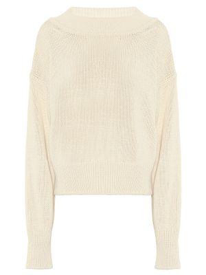 Кашемировый свитер - белый The Row