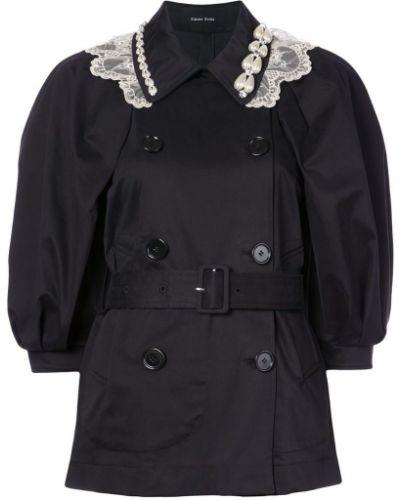 Черная куртка Simone Rocha