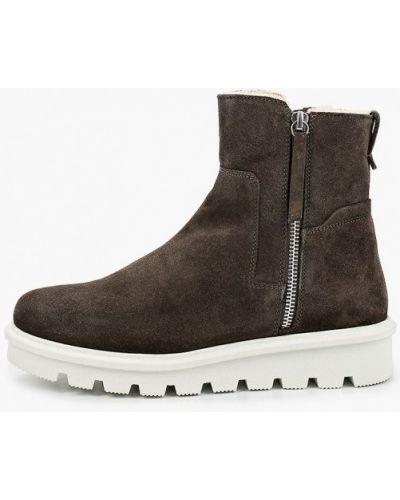Серые ботинки Pazolini