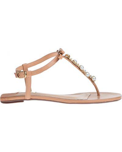 Бежевые сандалии Schutz