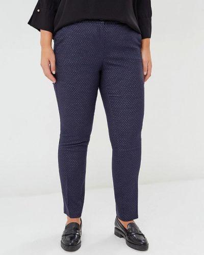 Синие классические брюки Samoon By Gerry Weber