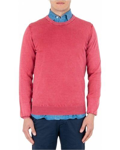 Różowy sweter Alpha Industries