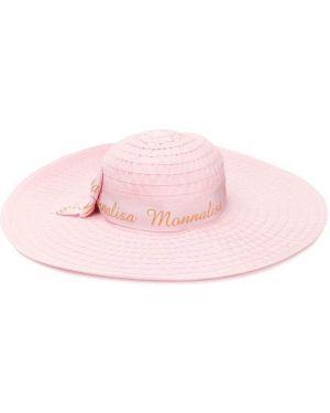 Шляпа розовый Monnalisa