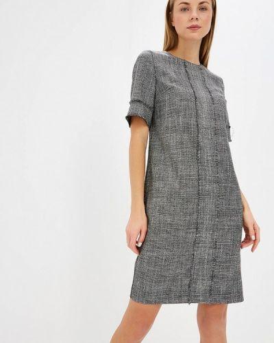 Платье - серое Classik-t