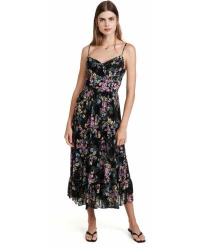 Платье - черное Yumi Kim