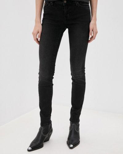 Зауженные джинсы - черные Mustang