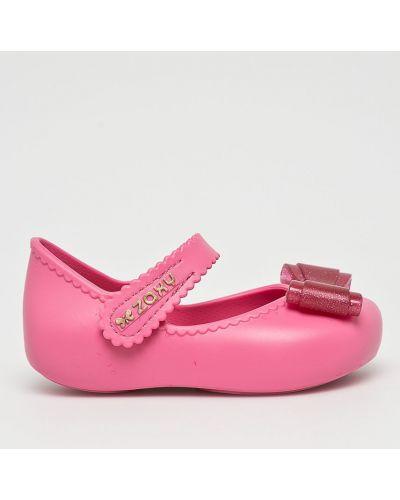 Балетки мягкий розовый Zaxy