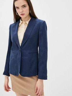Синий пиджак Lusio