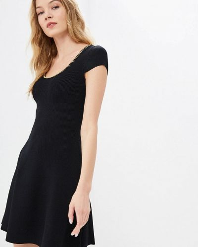 Платье - черное Karen Millen