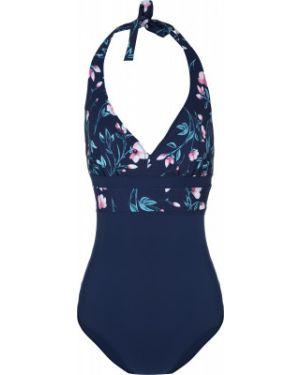 Спортивный синий пляжный спортивный купальник Joss