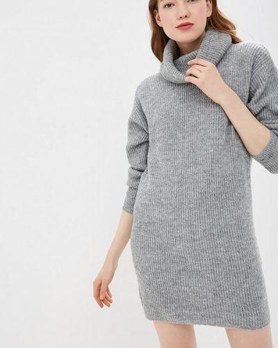 Платье - серое By Swan