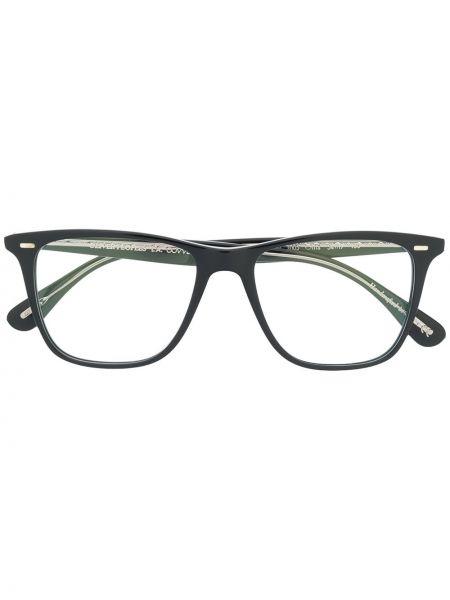 Prosto czarny oprawka do okularów plac Oliver Peoples