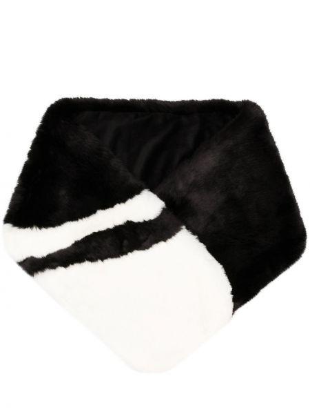Черный акриловый шарф La Seine & Moi