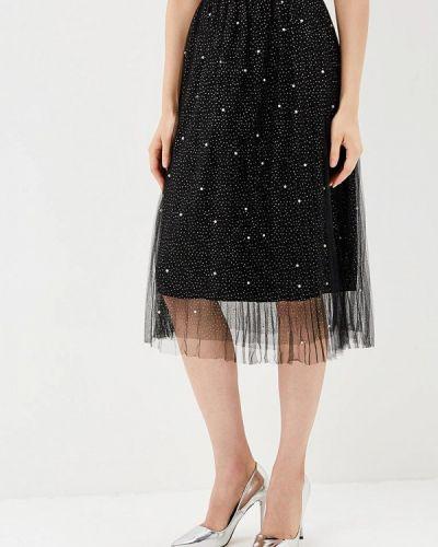 Черная юбка Paccio