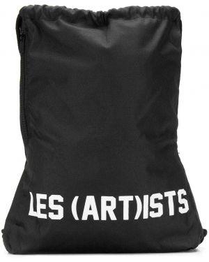 Черный рюкзак Les (art)ists