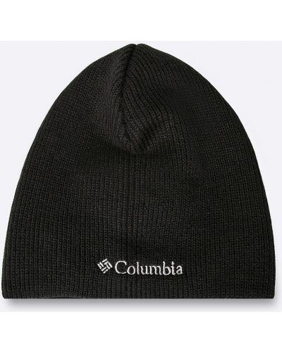 Зимняя шапка бини серая Columbia