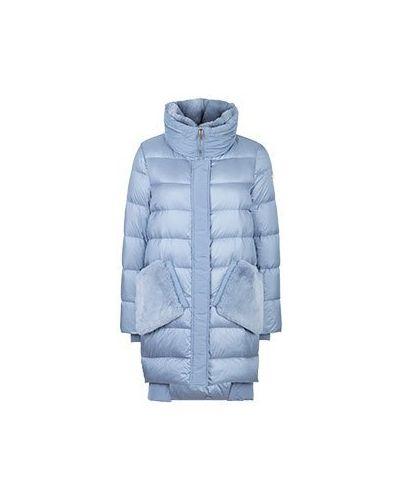 Голубая куртка Diego M