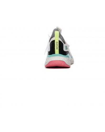 Кроссовки - белые Skechers