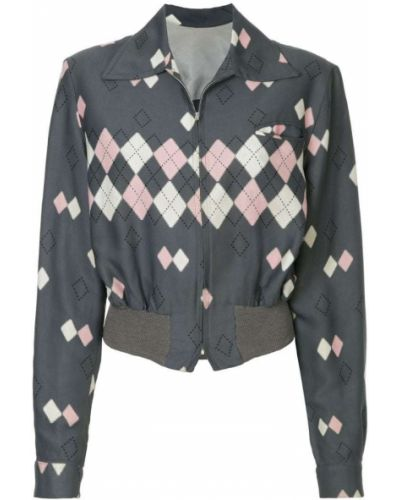 Классическая куртка с манжетами Fake Alpha Vintage