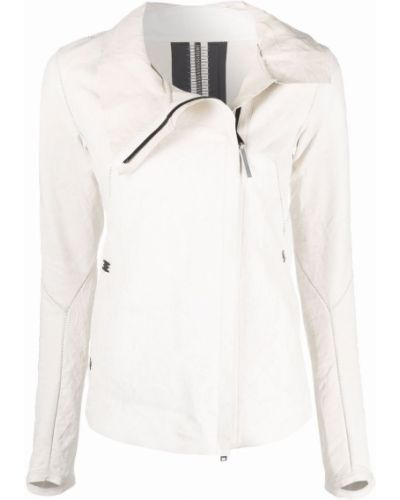 Белая куртка с воротником Isaac Sellam Experience