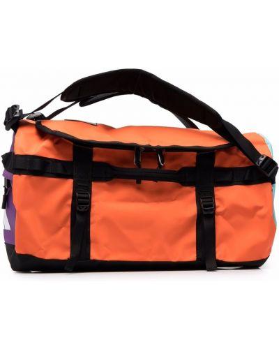 Mały plecak - pomarańczowy The North Face