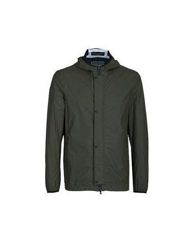 Куртка демисезонная зеленая Herno