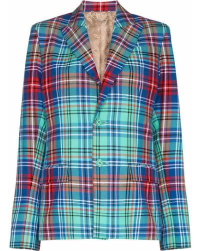 Синий пиджак с карманами Charles Jeffrey Loverboy