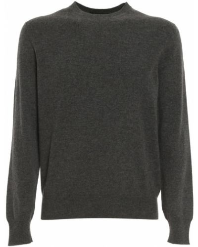 Szary sweter Ermenegildo Zegna