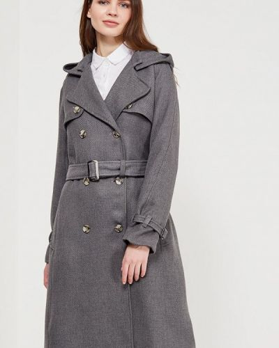 Пальто двубортное осеннее Ruxara