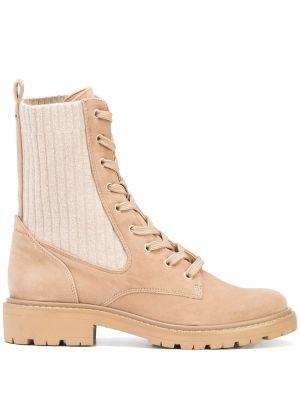 Кожаные ботинки Sam Edelman
