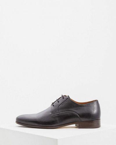 Черные туфли Cerruti 1881