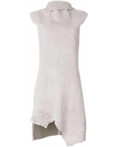 Асимметричное кожаное платье Olsthoorn Vanderwilt