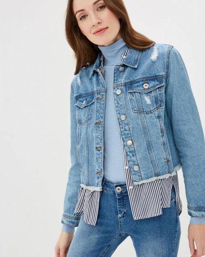 ab2bb4affb91 Купить женские джинсовые куртки Rinascimento (Ринасименто) в ...