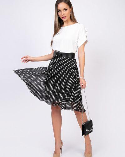 Шифоновая юбка Diolche