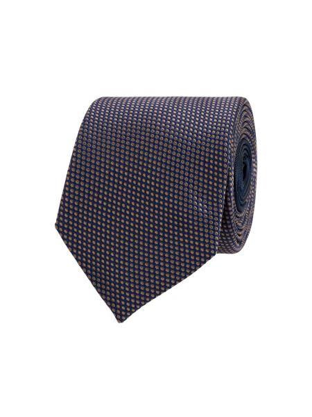 Beżowy jedwab krawat wąskie cięcie wąskie cięcie Jake*s