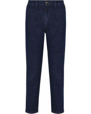 Укороченные джинсы с карманами с пайетками на пуговицах в стиле бохо Gender Denim