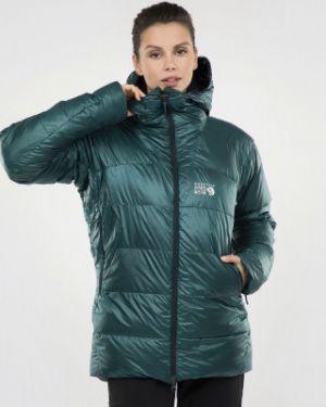 Куртка с капюшоном утепленная спортивная Mountain Hardwear