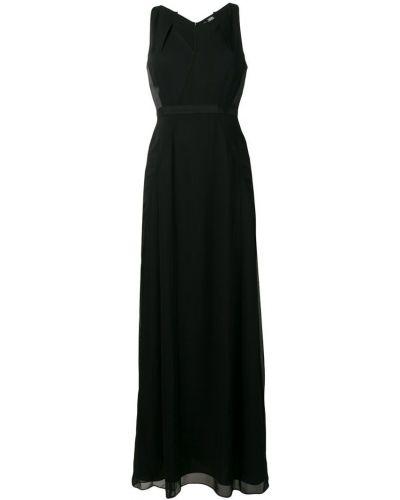 Платье макси на пуговицах платье-рубашка Karl Lagerfeld