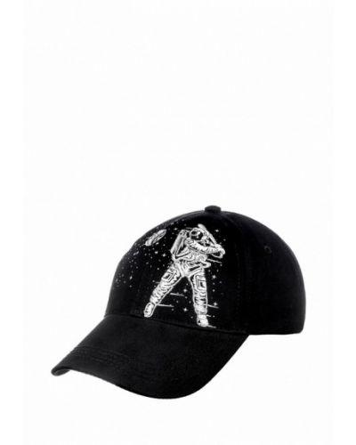 Черная бейсболка Atrics