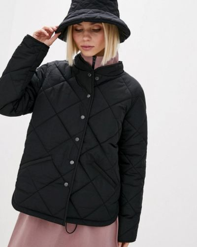 Утепленная куртка - черная Evolve