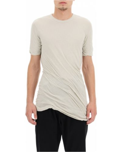 Beżowa t-shirt Rick Owens