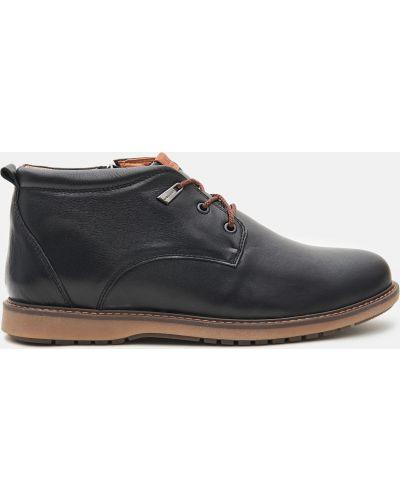 Деловые ботинки - черные Konors